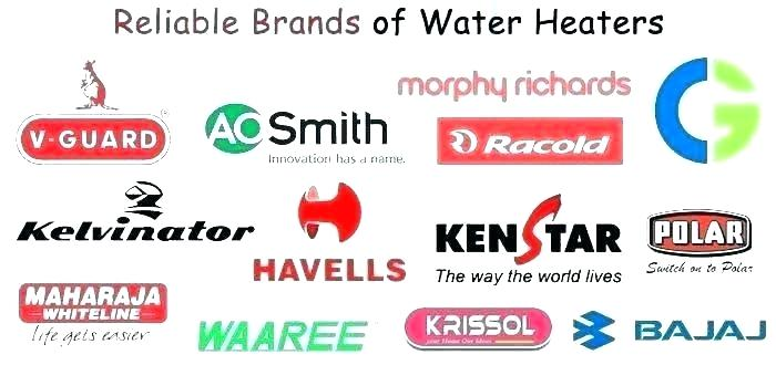 Best Water Heaters Brands in India
