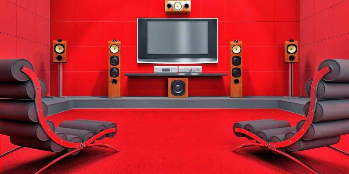 Best Home Theater System in India – Reviews & Buyer's Guide